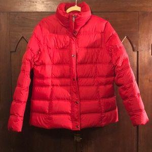 Woman's Lands End winter coat